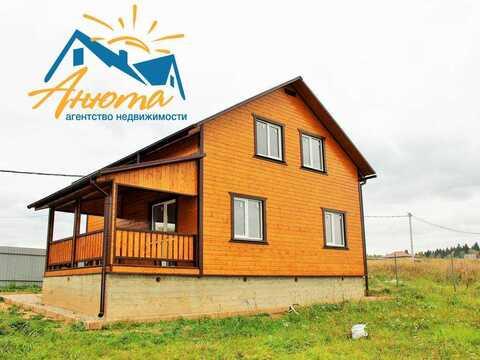 Дом для круглогодичного проживания в Совхозе Победа Жуковского района - Фото 2