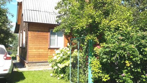 Земельный уч. 6 соток на нем дом 80 кв.м, с. Бужаниново - Фото 2