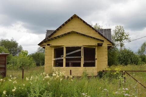 Продам не достроенный брусовой 2-х этажный дом в селе Речицы - Фото 4