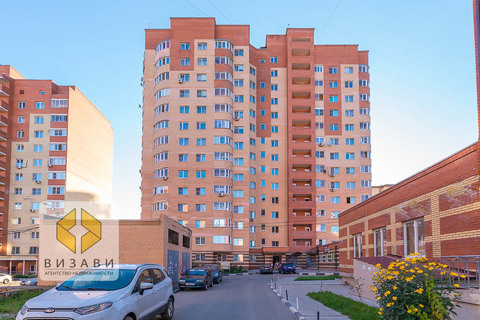 2к квартира 75 кв.м. Звенигород, мкр. Пронина 6 - Фото 1