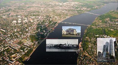 Продается новое здание в центре Костромы на первой береговой линии от . - Фото 3