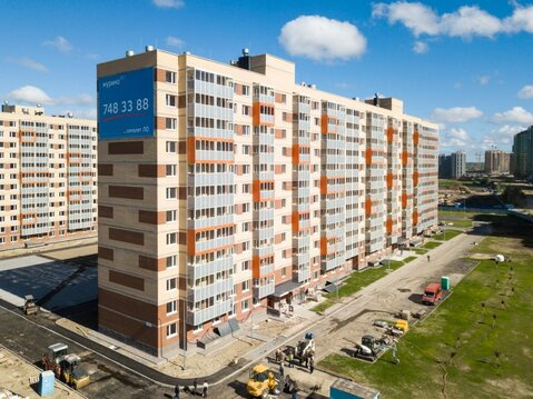 Продажа 1-комнатной квартиры, 33.31 м2, Воронцовский бульвар, к. 3 - Фото 4