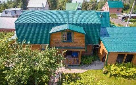 Большая зимняя дача 320 м в МО, Новохаритоновское, Егорьевское ш. - Фото 4