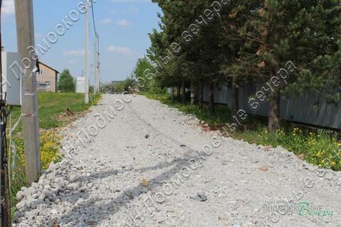 Пятницкое ш. 11 км от МКАД, Николо-Черкизово, Участок 10 сот. - Фото 3