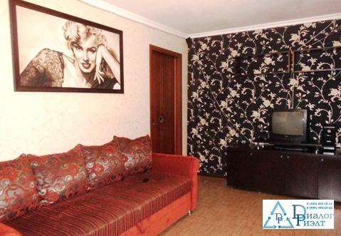 Комната в 2-й квартире в Томилино, в 17 мин ходьбы от пл. Люберцы-2 - Фото 1