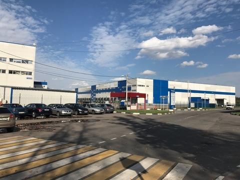 Аренда склада класс А г. Подольск - Фото 1