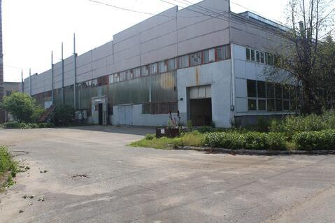 Сдам производственно-складской корпус 6 000 кв.м. - Фото 1