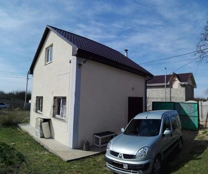 Дача новый дом Фиолент - Фото 4