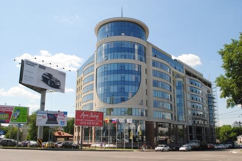 Офисы в БЦ класса А от 400кв.м - Фото 1