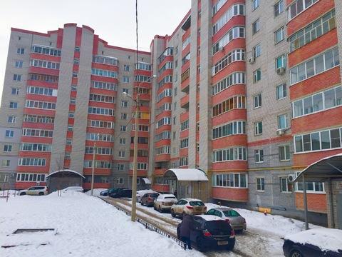 2 комнатная квартира 62м2 - Фото 1