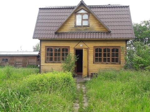 Продаются 2 жилых дома по ул. 1-ая Бурковская в г. Кимры - Фото 1