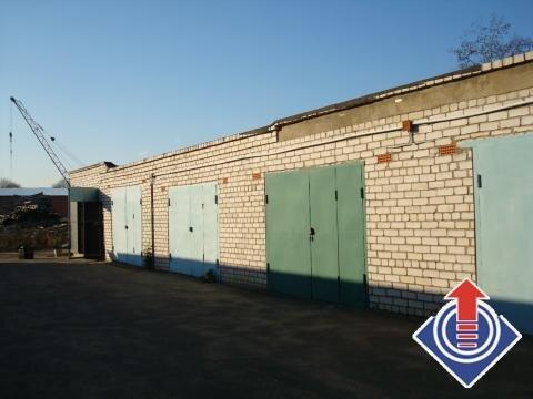 Сдается гараж на станции Нара (г. Наро-Фоминск) - Фото 1