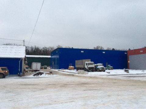 Продается производственно-складская база - Фото 1