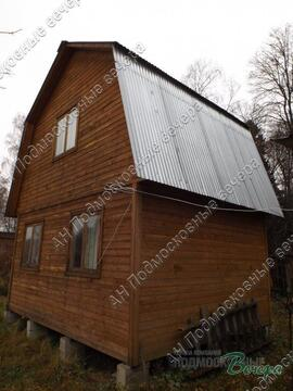 Горьковское ш. 40 км от МКАД, Ногинск, Дача 40 кв. м - Фото 4
