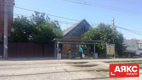 Продается земельный участок г Краснодар, ул им Стасова, д 41 - Фото 1