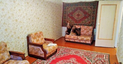 Продаётся 1к.квартира Сергиево-Посадский р-он, пос. Реммаш - Фото 1