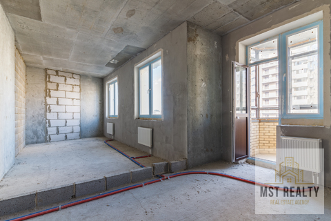 Двухкомнатная квартира на удобном этаже в ЖК Березовая роща | Видное - Фото 3