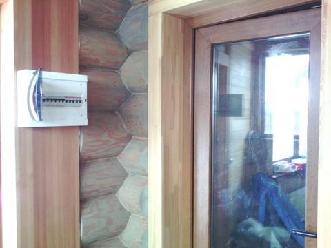 Дом- баня в Кривском, бревенчатая, все-все коммуникации. - Фото 3