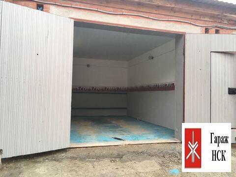 Продам капитальный гараж ГСК Гидроимпульс № 157в. вз Академгородка - Фото 5