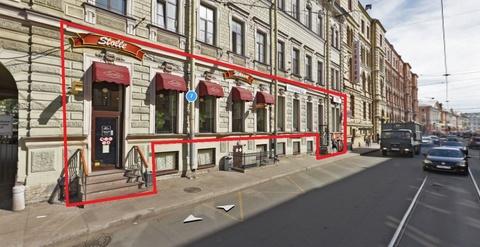Торговое помещение 380 кв.м. ул. Садовая, д. 8 - Фото 1