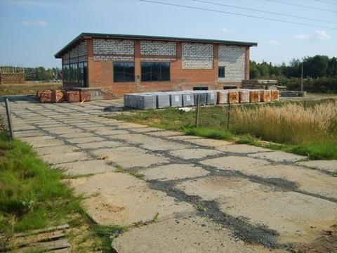 Трасса в Домодедово, Новое строение 500м2 на уч.40сот. - Фото 2