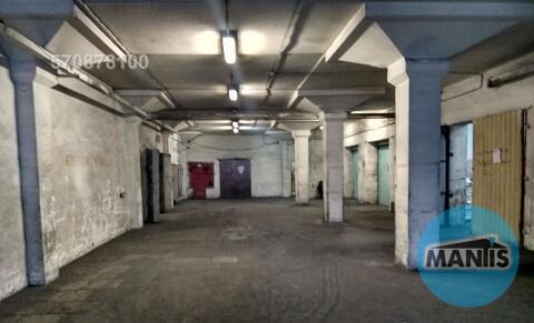 Сдается теплый склад на первом этаже, пандус под еврофуру, бесплатный - Фото 1