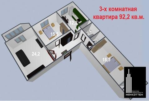 Продается квартира в ЖК Школьный