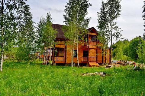 Продаю новый дом. Ярославское направление. 85 км от МКАД. - Фото 3
