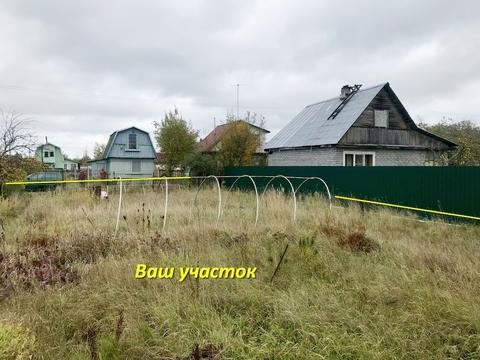 Продам участок в поселке имени Морозова - Фото 3