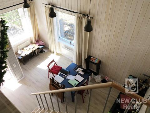 Круглогодичный, современный дом в деревне Болтино 62 км от МКАД. - Фото 4