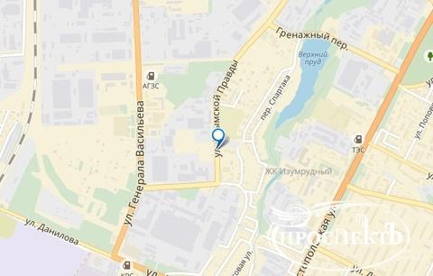Производственно-складское помещение, 500 м2, ул. Крымской Правды, .