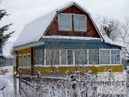 Продается 2х этажная дача 90 кв.м. на участке 6 соток, д. Шапкино - Фото 1