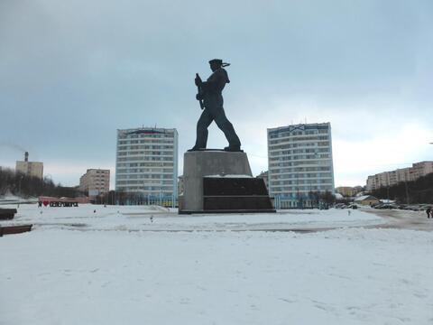 Продам квартиру в Североморске с шикарным видом на залив - Фото 3