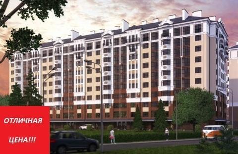 Однокомнатная квартира в Зеленоградске