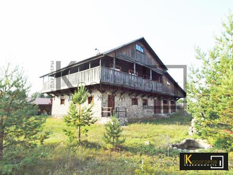 Купи дом на берегу озера селигер - Фото 1