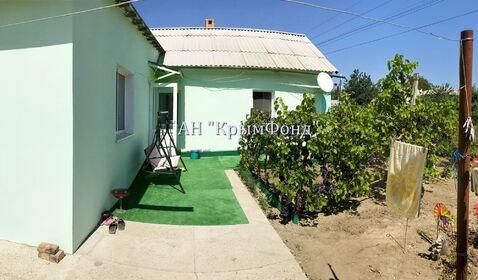 Дом 73,2 м2, Бахчисарайский р-он, с. Плодовое - Фото 1
