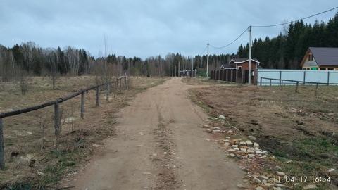 Участок в Михновском с.п,10 соток, ИЖС, коммуникации - Фото 3