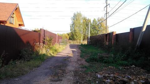 Участок 14 сот. , Ярославское ш, 17 км. от МКАД. - Фото 5