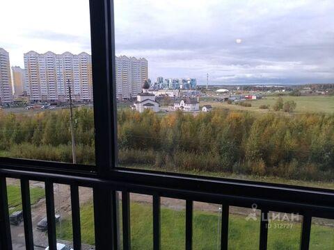 Аренда квартиры, м. Комендантский проспект, Ул. Парашютная - Фото 1