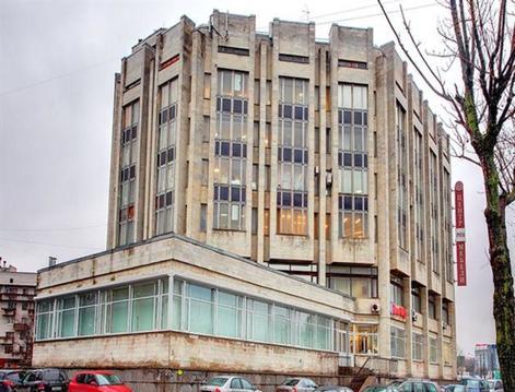 Сдам офисное помещение 754 кв.м, м. Московская - Фото 1