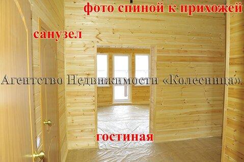 Истомино. Готовый под ключ коттедж с пятью спальнями и теплыми полами. - Фото 4