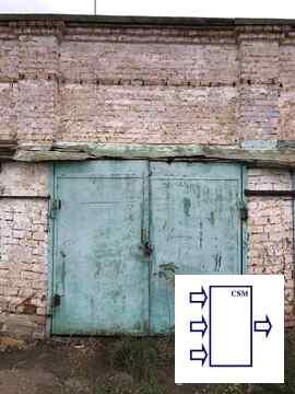 Кумертау. Производственн помещение в аренду ул.Бабаевская, пл.535 кв.м - Фото 2
