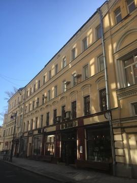 Двухэтажная квартира со вторым светом в центре Москвы - Фото 2