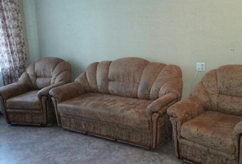 Сдаётся квартира, чистая с мебелью 2000-х годов. Встроенный кухонный . - Фото 4