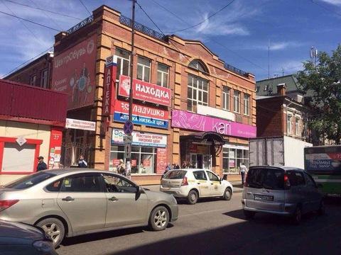 Сдается Торговая площадь. , Иркутск город, улица Дзержинского 27а - Фото 1