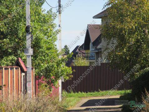 Киевское ш. 25 км от МКАД, Мартемьяново, Участок 11.5 сот. - Фото 4