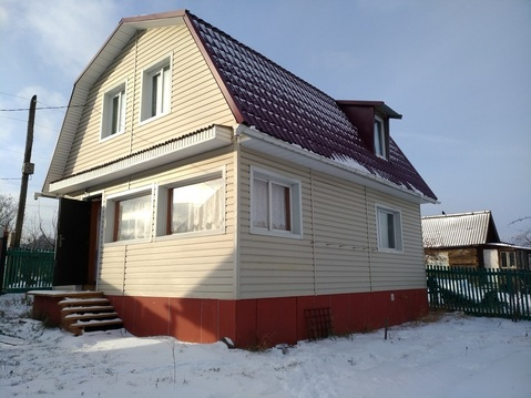Дом - дача в СНТ Здоровье - Фото 1