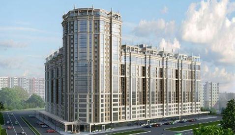 Однокомнатная квартира в центре Краснодара - Фото 1