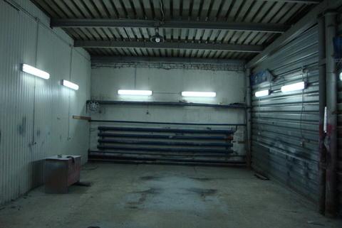 2 смежных гаража с ценрт. отопл. по 70 м2, р-он трц премьер - Фото 1