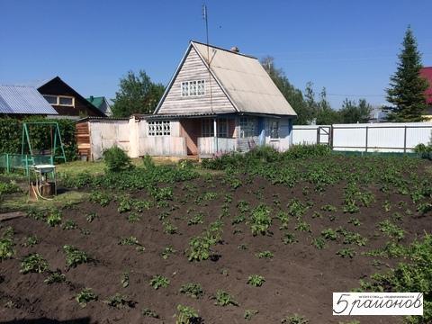 "Дом-дача СНТ ""Промстроевец"" рядом с. Березово - Фото 2"